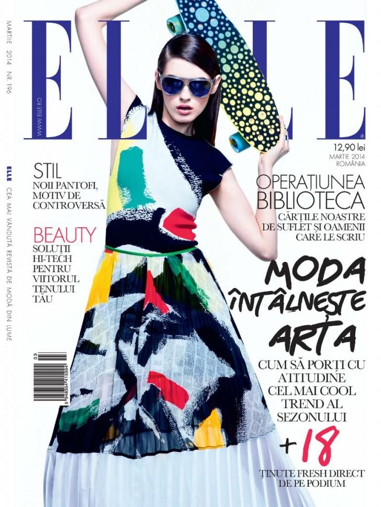Cover Elle martie-h1200