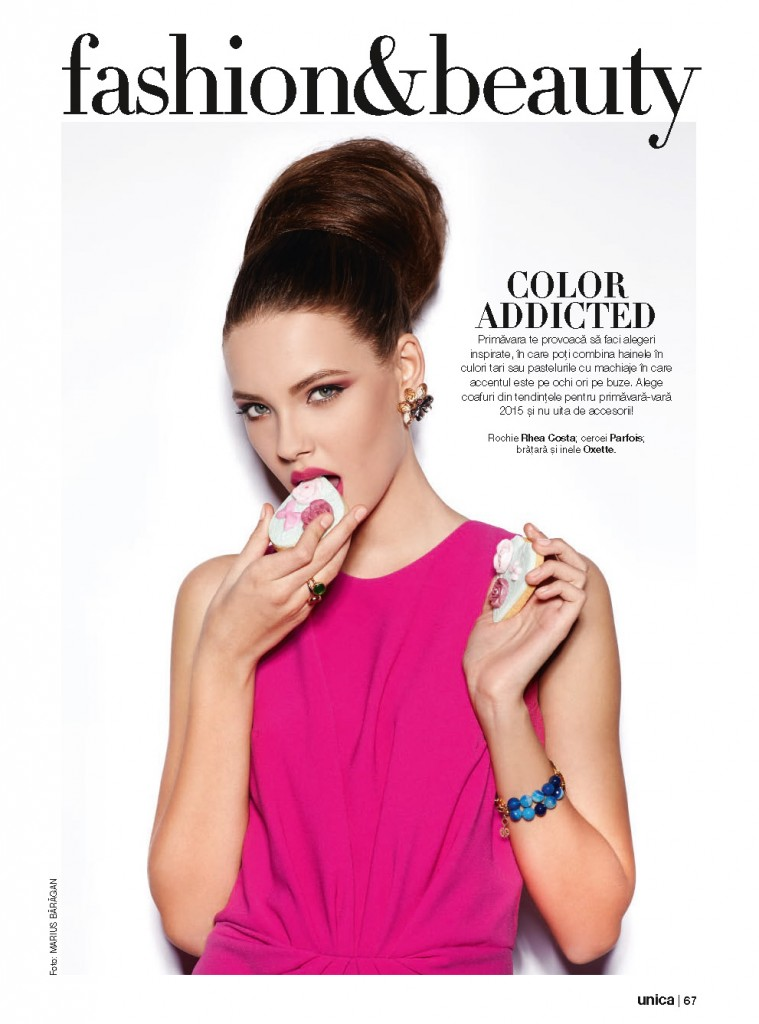 Deschidere Fashion&beauty MAI